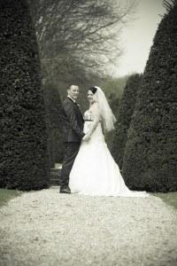 Bruid in Assendelft
