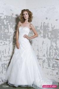 Bruidsjurk Creations of Leijten, Merk trouwjurken, merk bruidsjurk