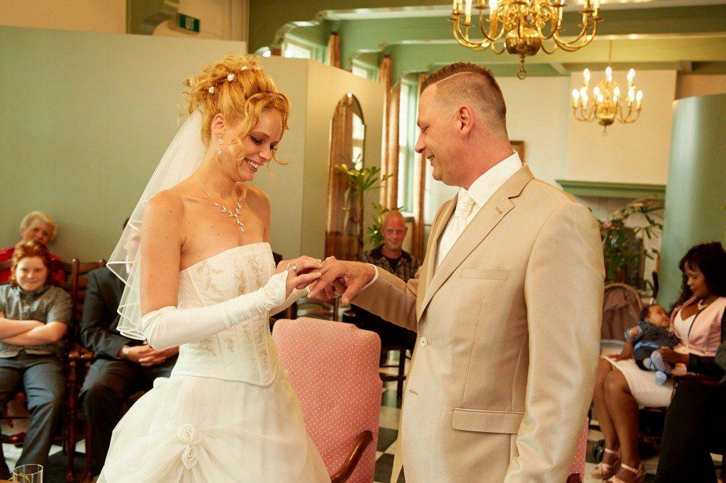 Onze bruiden bruidsmode mariska, aanzoek op valentijnsdag