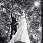 Echte bruiden bruidsmode