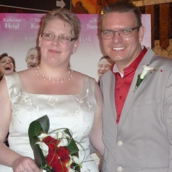Onze bruiden, bruidje Moniek