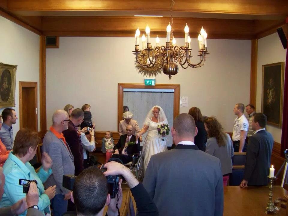 echte bruid