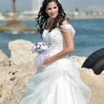 Bruid Danielle in Israel