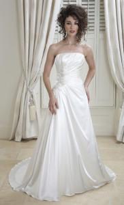Eternity bruidsmode outlet, Maatje meer trouwjurk, grote maat trouwjurk, bruidsmode maatje meer, volslanke bruid
