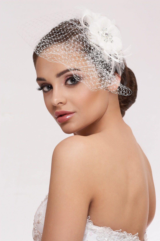 Birdcage bruid