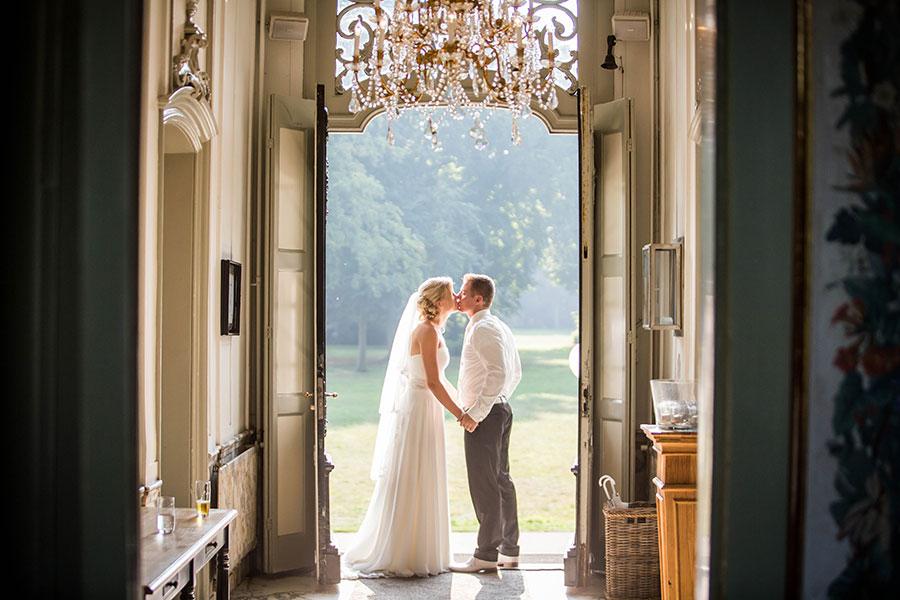 trouwen in een kasteel noord holland, Landgoed Waterland