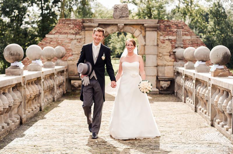 Bruidsmode Haarlem het oude slot