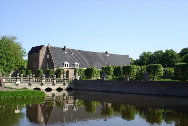 trouwen in een kasteel noord holland het oude slot