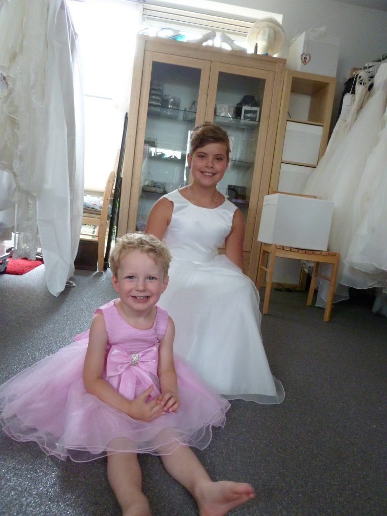 Bruidsmeisjes jurkjes