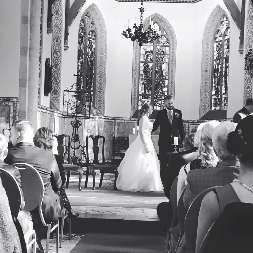 kloosterkerk zwolle bruid