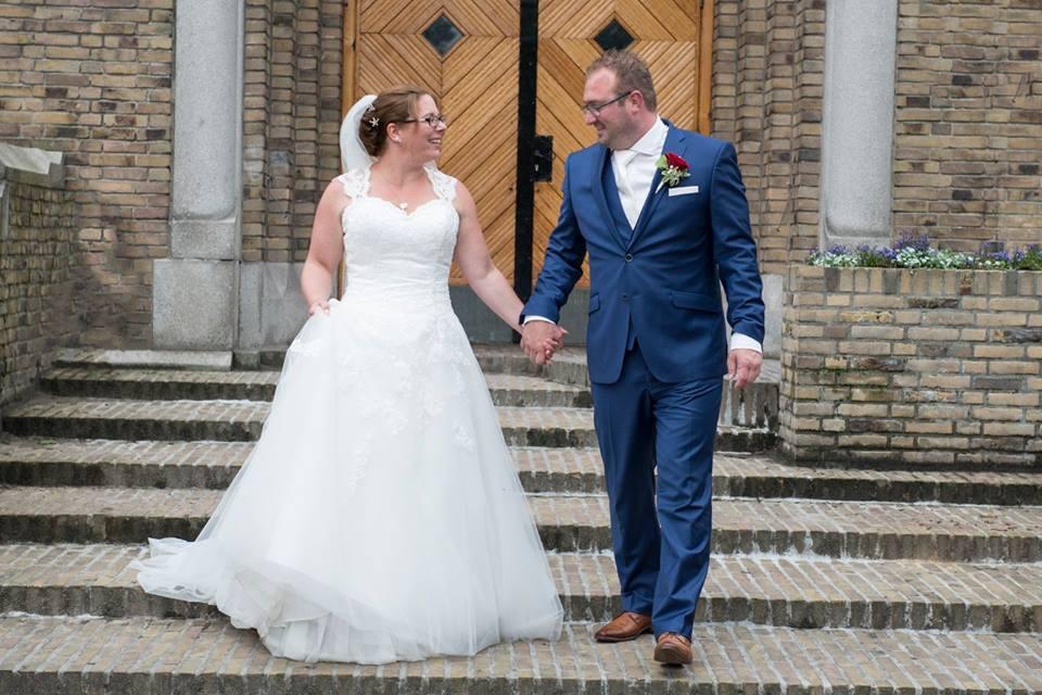 Kasteel Marquette bruid