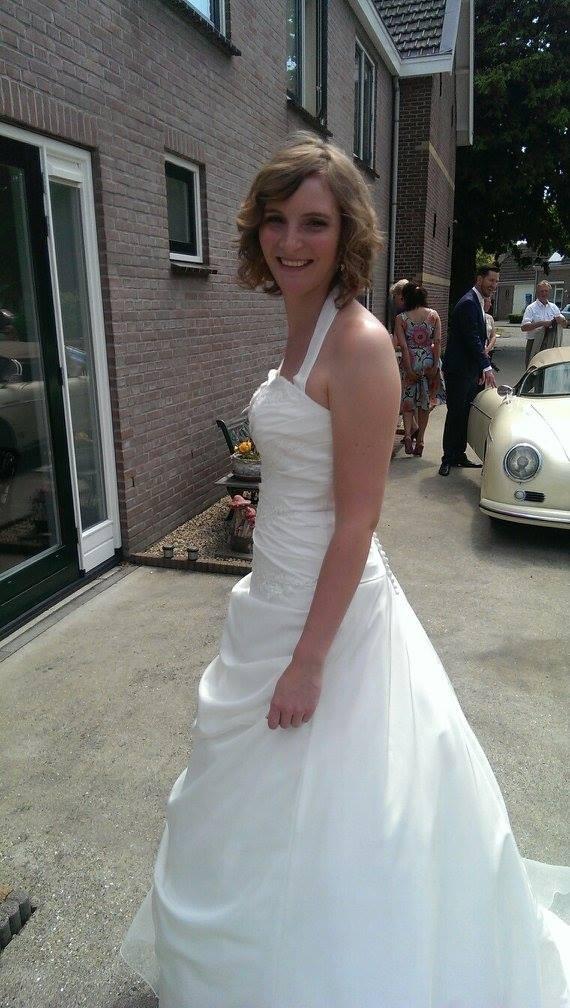 Echte bruidjes Bruidsmode Mariska