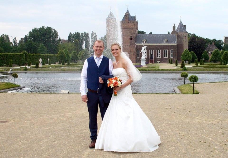 Heemskerk Assumburg bruid