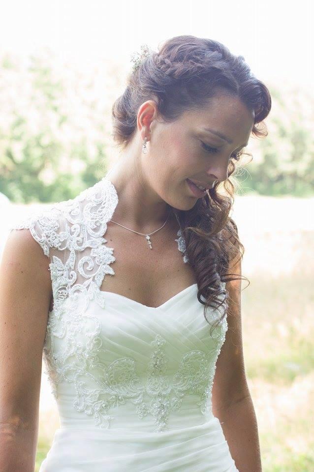 bohemian bruidsjurk