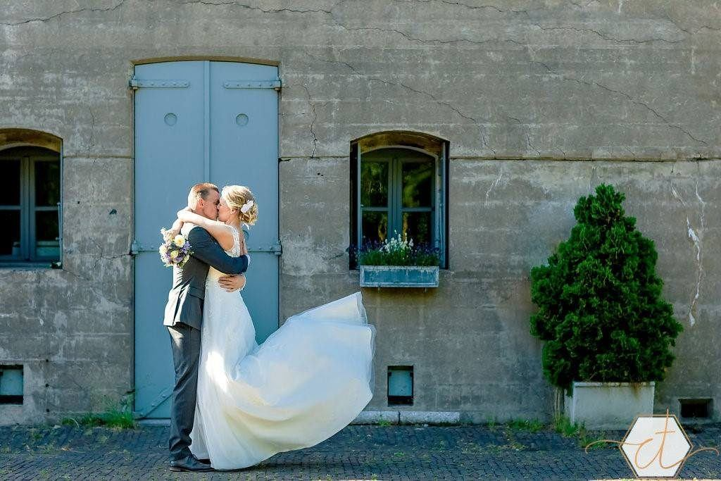 bruiloft Fort Beemster