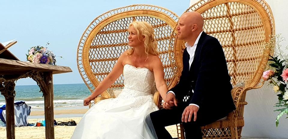 Echte bruid Allure
