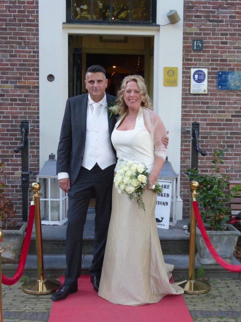 trouwjurk tweede huwelijk