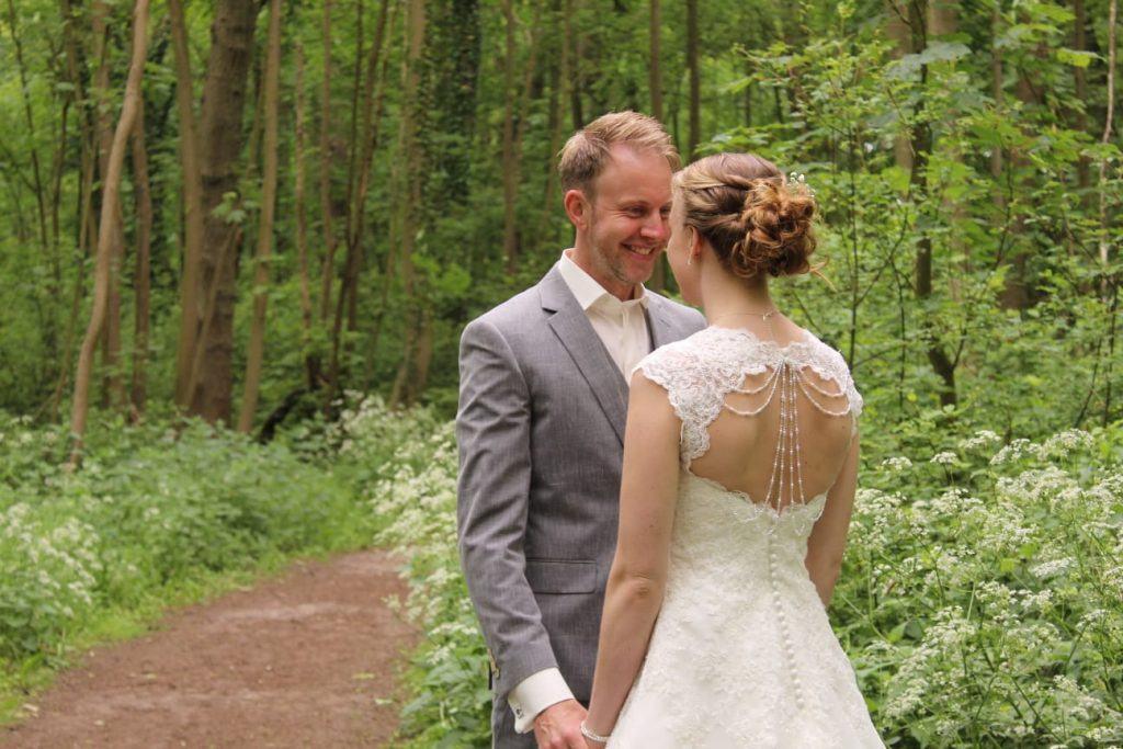 Echte bruid Bridalstar