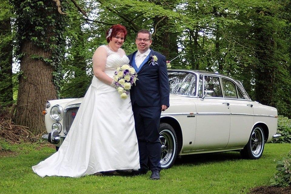 Curvy brides, maatje meer bruidsjurk, Trouwjurk grotere maat