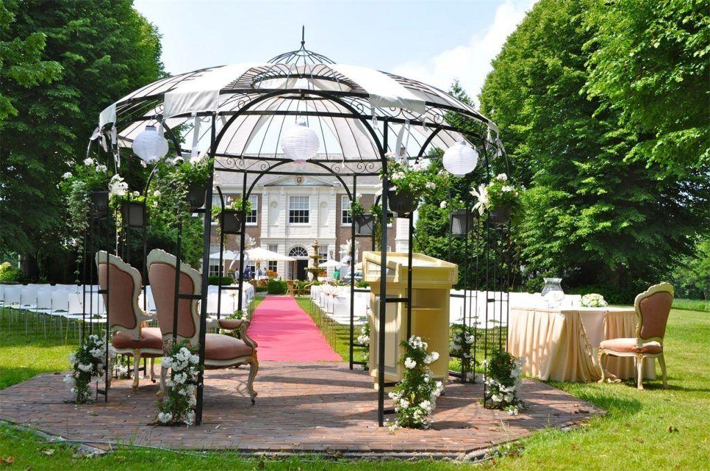 trouwen in Kasteel Marquette trouwen
