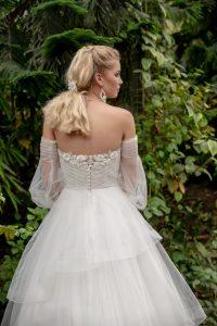 Bruidsmode nabij Alkmaar