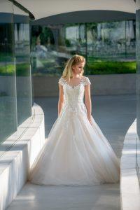 Bruidsmode nabij Zaandam