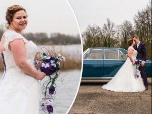 Bridalstart grote maten bruidsmode